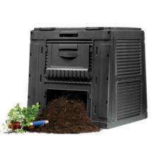 Keter E-composter műanyag komposztáló aljzat nélkül 470l