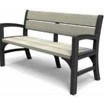 Keter Montero (WLF) triple seat bench háromszemélyes pad