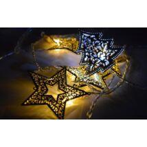Karácsonyi Ezeregyéjszaka ablakdísz (120x120cm)