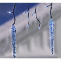 Karácsonyi jégcsapfüzér ablakdísz (2m)