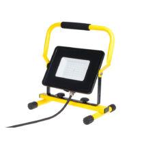 Hordozható LED reflektor 30W