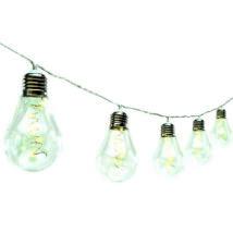 LED-es izzósor, körte alakú, 2,25 m
