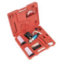 Mk-tools szívó/nyomó vákuum pumpa és légtelenítő készlet, 22 db-os