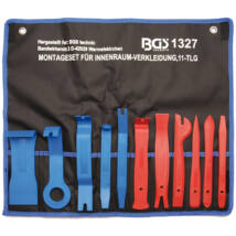 BGS-1327 Autó kárpit szerelő készlet