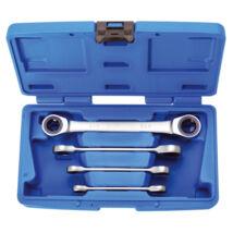 BGS-2244 E-profil racsnis kulcs készlet E6-E24