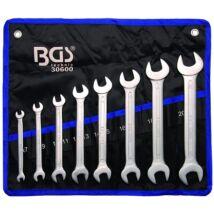 BGS-30600 Villáskulcs készlet 6 - 22 mm 8 részes