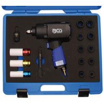 """BGS-5259 Légkulcs készlet 1/2"""" 1355Nm (16db-os)"""