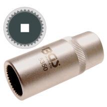 BGS-5350 Mercedes injektor pumpa kulcs, 33 szög 1/2