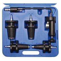BGS-8096 Hűtőrendszer nyomásmérő készlet 5 részes