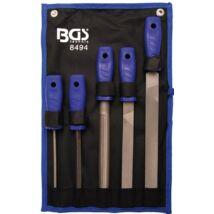 BGS-8494 Reszelő készlet 5 részes