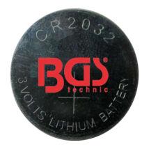 BGS-9700 Elem CR2032