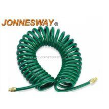 Jonnesway Levegős Spiráltömlő Erősített 12x8mm / 10bar / 15m