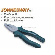 Jonnesway Profi Kombinált Fogó 160mm