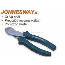 Jonnesway Profi Erő- Oldalcsípőfogó 180mm P097