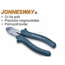 Jonnesway Profi Oldalcsípő Fogó 180mm