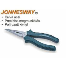 Jonnesway Profi Hosszúcsőrű Fogó 200mm