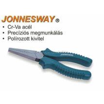 Jonnesway Profi Laposcsőrű Fogó 160mm