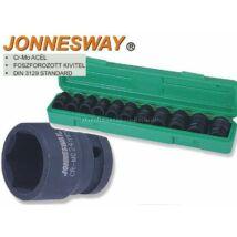 """Jonnesway Profi Dugókulcs Készlet 1/2"""" Gépi 11db-os"""