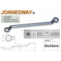 Jonnesway Profi Csillagkulcs 30x32mm