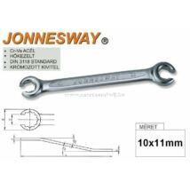 Jonnesway Profi Fékcsőkulcs 10x11mm