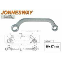 Jonnesway Önindító Kulcs 15x17mm / W6511517