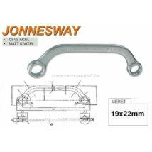 Jonnesway Önindító Kulcs 19x22mm / W6511922