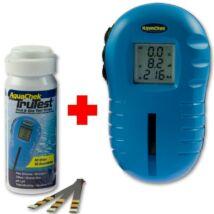 Digitális vízelemző AquaChek TruTest + ajándék tesztcsík