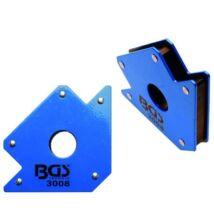 BGS beállító mágnes derékszög hegesztéshez 11kg-os