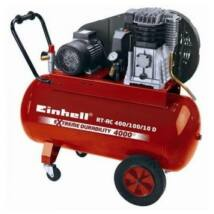 Einhell RT-AC 400/100/10 D Kompresszor 2,2kW / 100L / 10bar