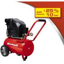 Einhell TE-AC 270/24/10 Kompresszor 1.8kW, 24L, 10bar