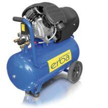 Erba kompresszor kéthengeres V-motorral 2.2kW, 50L, 8bar