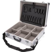 Extol szerszámostáska (koffer) alumínium
