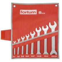 Fortum villás kulcs klt. 8db 6-24mm