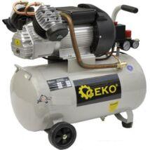 Geko kompresszor kéthengeres V-motorral, 2,2kW, 50L, 8bar