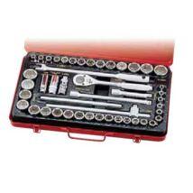 "Professional Genius Dugókulcs Készlet 1/2"" 46db-os (coll&metr.) GS-446MS"