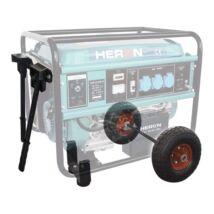 Heron gumikerék és vonórúd áramfejlesztőhöz: 8896112, 8896113, 8896114 és 8896115-höz, ill. az új 8896120 és 8896121(EGM68)-ho