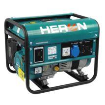 Heron benzinmotoros áramfejlesztő, max 1100 VA, egyfázisú (EG 11 IMR)