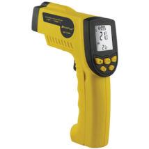 HOLDPEAK 1300 Infravörös hőmérsékletmérő, -50°C/+1300°C, kijelzés C°-ban és F°-ban