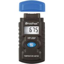 HOLDPEAK 2GF NTC mérőszondás hőmérsékletmérő, -50°C/+1400°C, kijelzés C°-ban és F°-ban