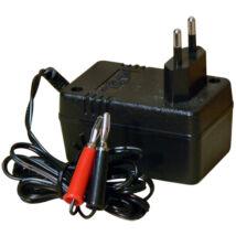 HOLDPEAK 6300A Töltő Hálózati töltő HOLDPEAK 6300A műszerhez, 12VDC, 500mA