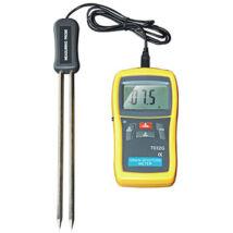 HOLDPEAK 7032G Multifunkciós, gabona nedvesség és hőmérsékletmérő, 6-30%, 0°C-100°C