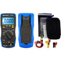HOLDPEAK 760K Gépjármű diagnosztikai műszer,4-5-6-8 henger,fordulatszám,zárási szög,impulzus