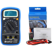HoldPeak 830Z digitális multiméter (ellenállás, kapacitás, frekvencia, hFE.)