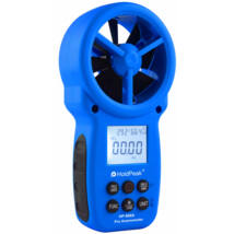 HOLDPEAK 866A Digitális szélerősség és hőmérsékletmérő, 0.8-40m/sec, -10°C-60°C