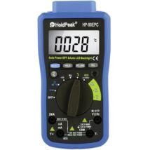 HoldPeak 90EPC digitális multiméter USB porttal (ohm, kapacitás, frekvencia, hőmérséklet)