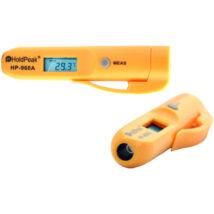 HOLDPEAK 960A Mini infravörös hőmérsékletmérő, -30°C/+275°C, C°/F° kijelzés, tollkivitelű