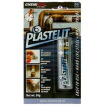 Kétkomponensű epoxy gyurma Plastelit gyorskötő (fém, műanyag, üveg, kerámia, üvegszál, fa)