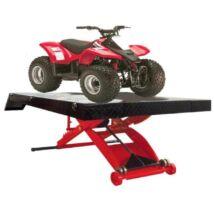 Quad Szerelő/Emelő Állvány és Szerelőasztal 500kg (2133x1340mm)