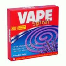 VAPE szúnyogriasztó spirál 10db-os