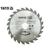 Yato Körfűrészlap (Vídialapkás) 184x30mm / 24fog / YT-6060